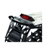 Pro-Ride Extreme Rear Bumper- Matte Black