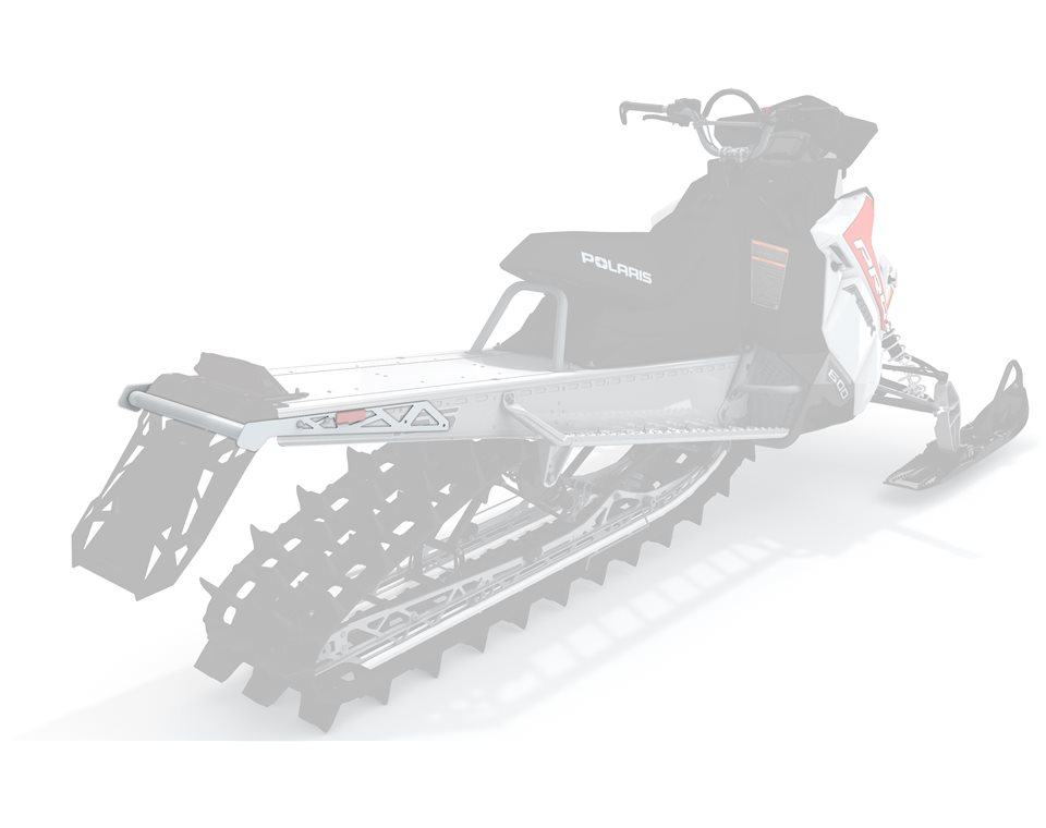AXYS® Extreme Rear Bumper- White