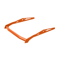"Extreme Rear Bumper 144"" - Orange"