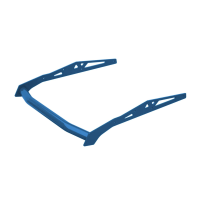 "Extreme Rear Bumper 144"" - Blue"