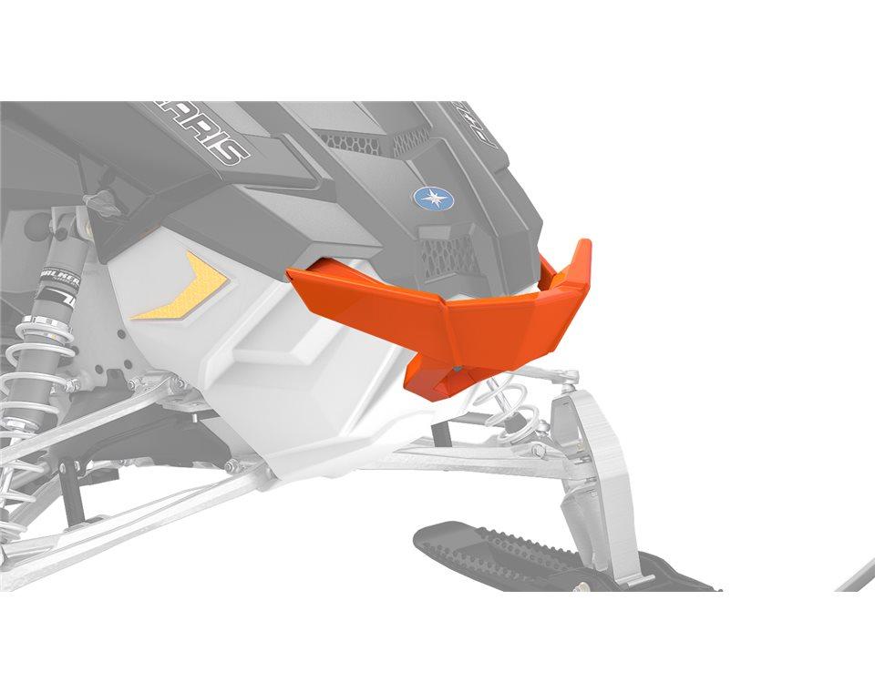 Elite Front Bumper - Orange