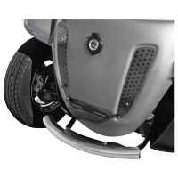 GEM® Chrome Front Bumper by Polaris®