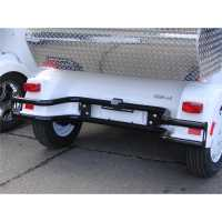 GEM® Rugged Rear Bumper by Polaris®