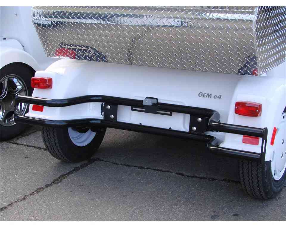 Rugged Rear Bumper