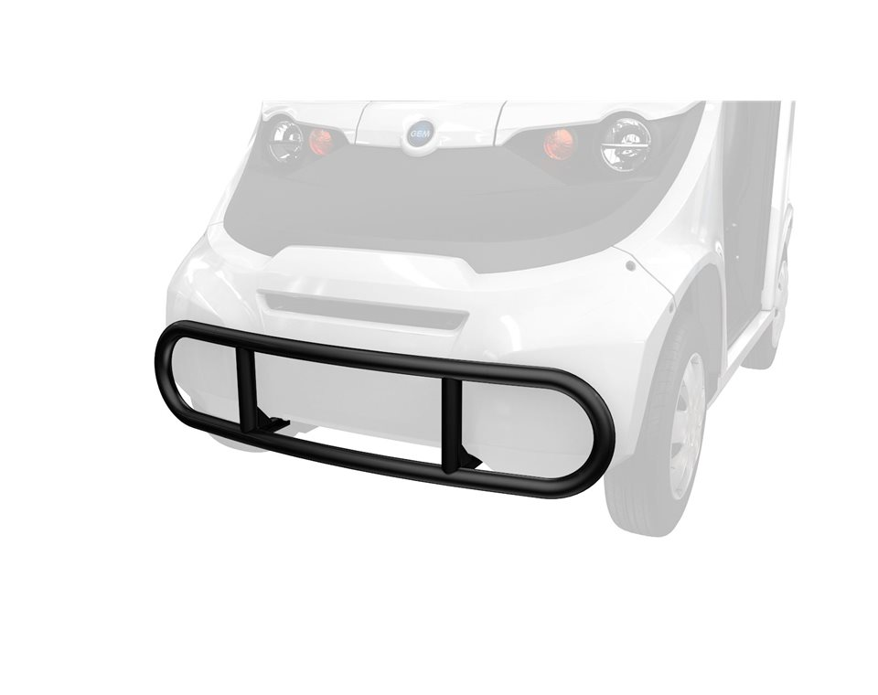 Rugged Front Bumper