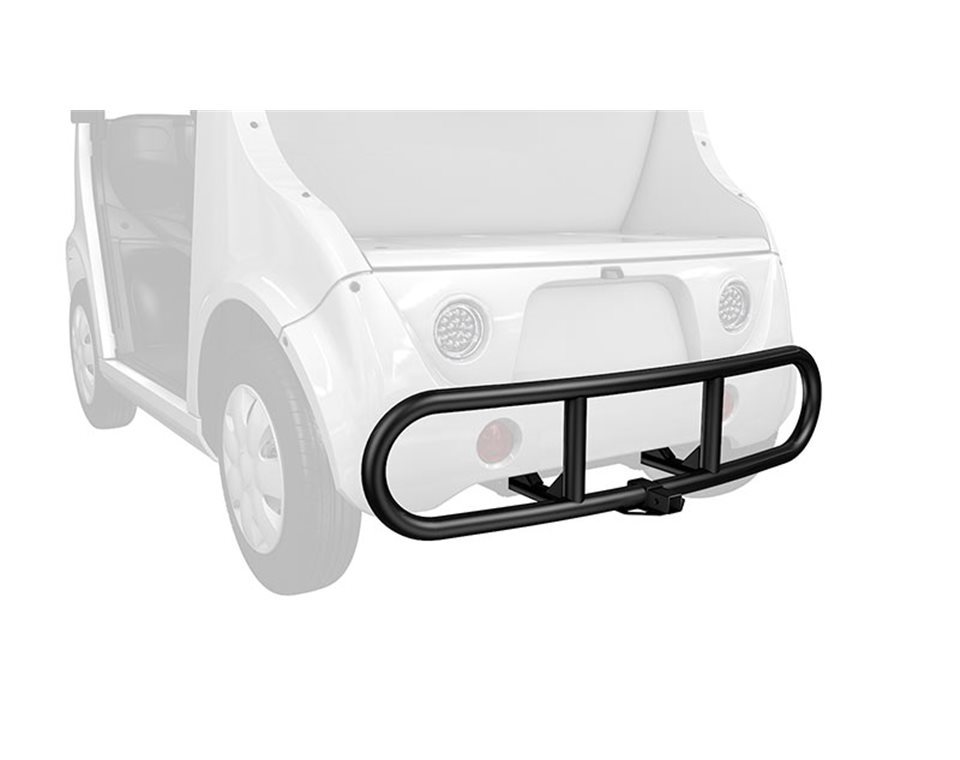 Rugged Rear Bumper