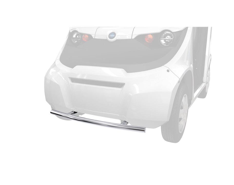 Chrome Front Bumper