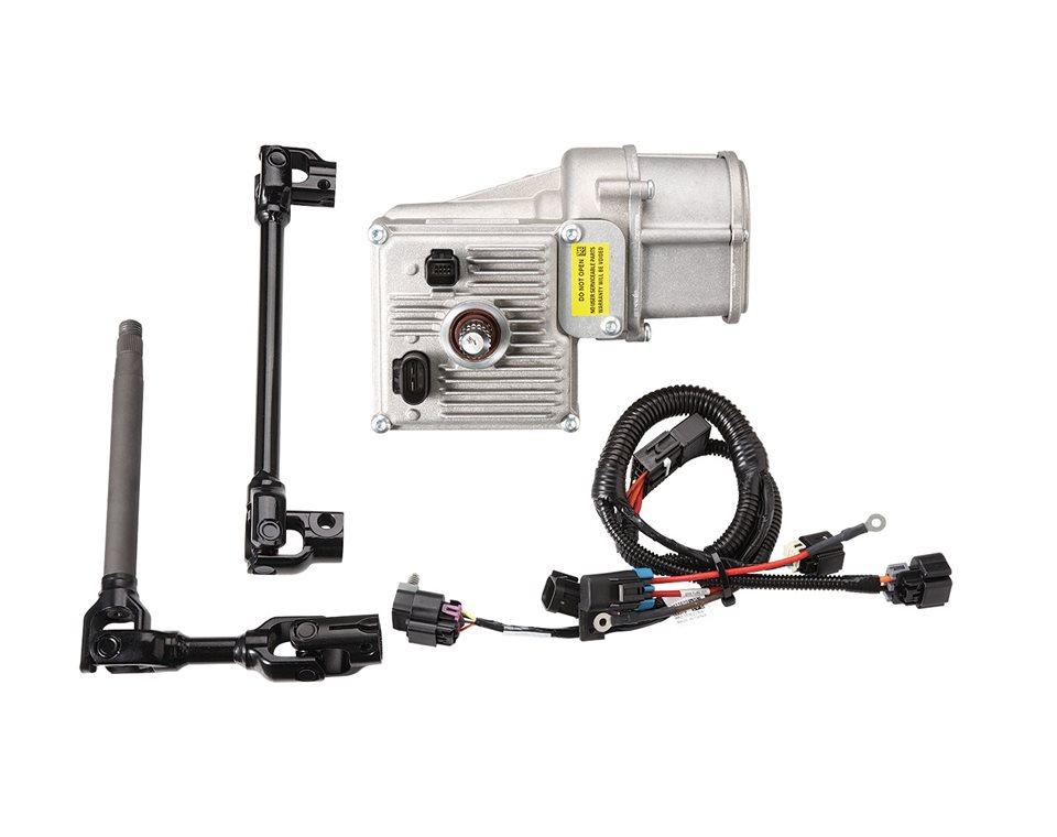 power steering kit  polaris power steering wiring harness #7