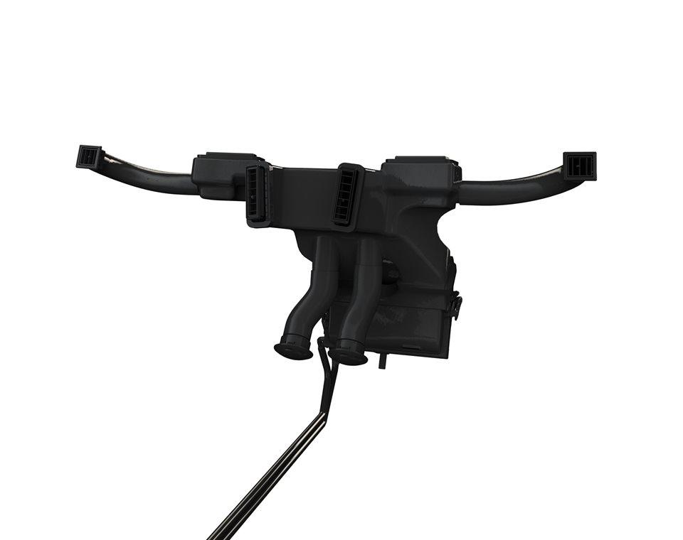 Heater Defrost Kit Polaris Ranger
