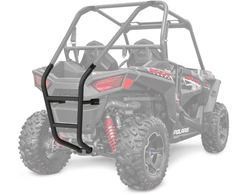 2019 POLARIS RZR TURBO S RED SEAT CUSHIONS TOP AND BOTTOM CW