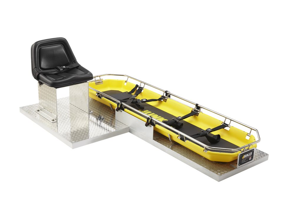 Rescue Skid with Seat