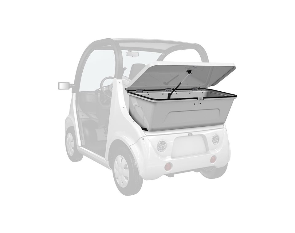 Trunk Back by Polaris® GEM® | Polaris GEM