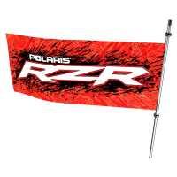 RZR Whip Flag