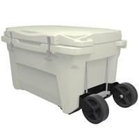 Polaris Northstar® 105 QT Cooler - Wheels