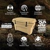 Polaris Northstar® 105 Qt. Cooler, Desert - Image 4 of 10