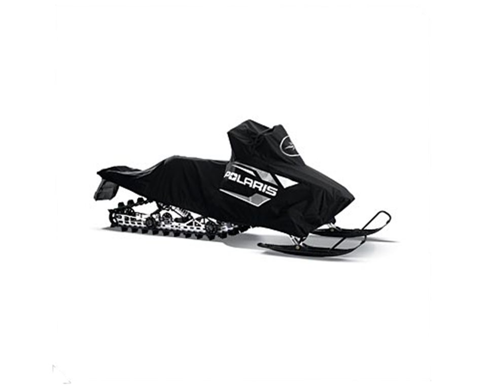 Switchback Snowmobile PRO-RIDE™ W/Rack Cover - Black