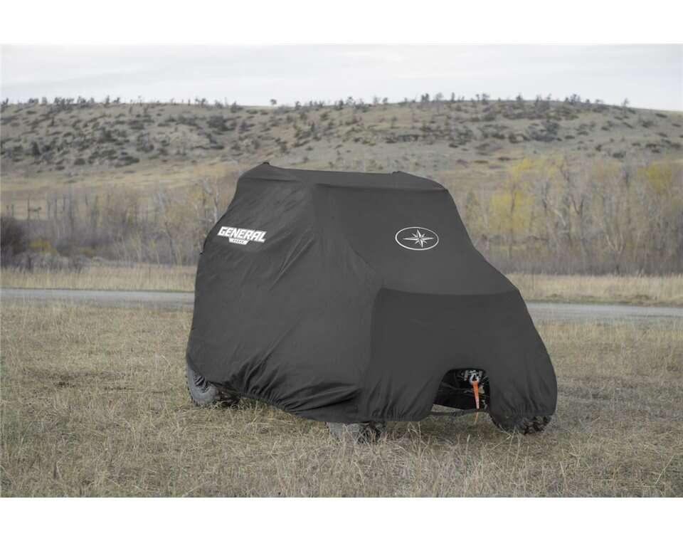 4-Seat Trailerable Cover
