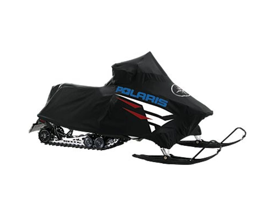 Premium RUSH® Snowmobile Poly Cover - Black