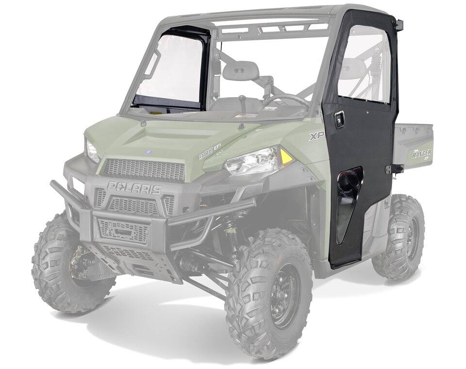 Lock u0026 Ride® Zip Window Doors  sc 1 st  Polaris RANGER & Lock u0026 Ride® Zip Window Doors | Polaris RANGER