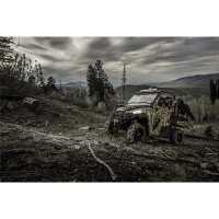 Crew Lock & Ride® Pro Fit Canvas Rear Doors- Polaris Pursuit® Camo