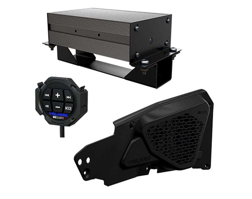 BUNDLE - Door Speaker and Bluetooth® Remote by MB Quart®  sc 1 st  Polaris RZR & BUNDLE - Door Speaker and Bluetooth® Remote by MB Quart® | Polaris ...