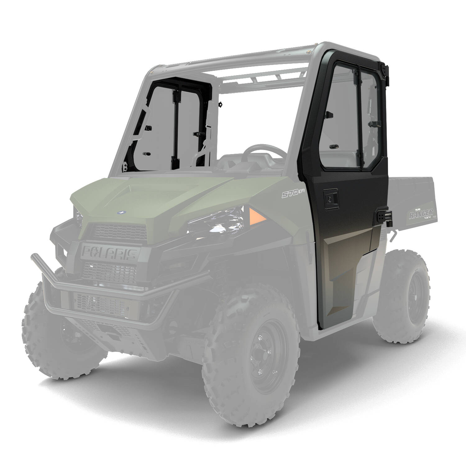 sc 1 st  Polaris RANGER & Hinged Window Doors - Poly | Polaris RANGER pezcame.com