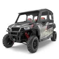 Polaris® Zip Window Upper Doors