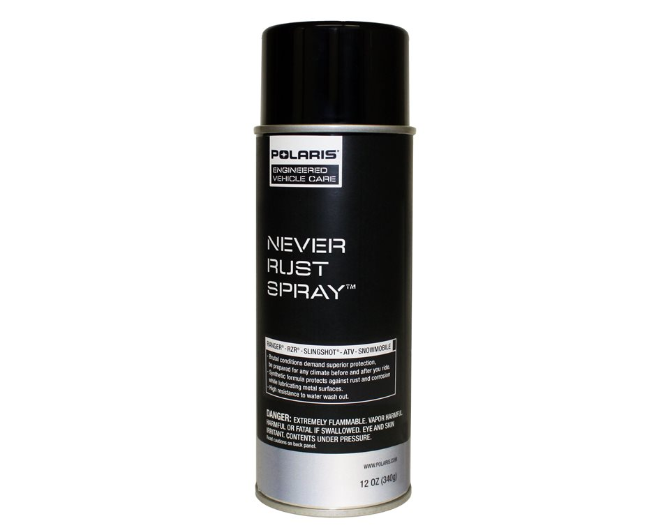Vehicle Care Never Rust Spray™