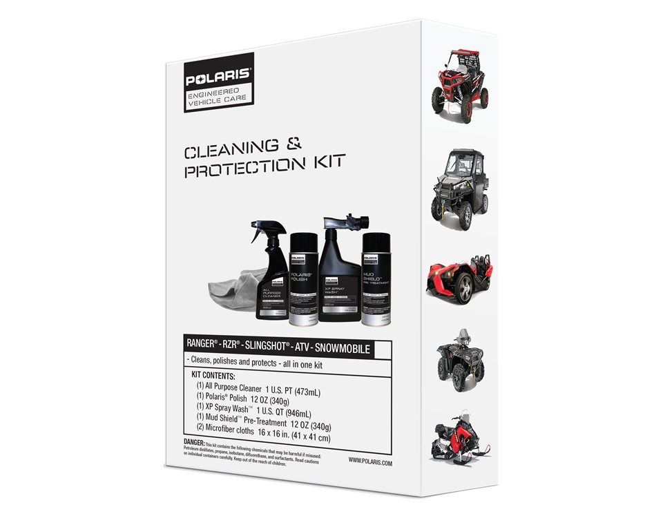 Vehicle Care Cleaning & Protection Kit