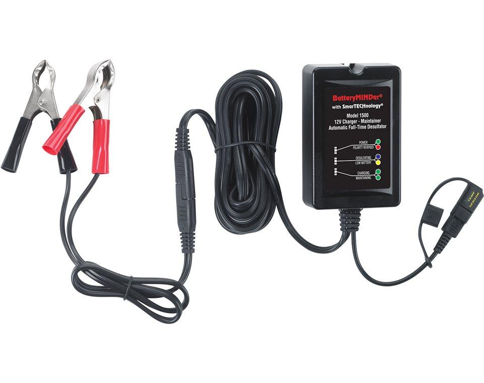 BatteryMINDer® 1510- 1.5 Amp