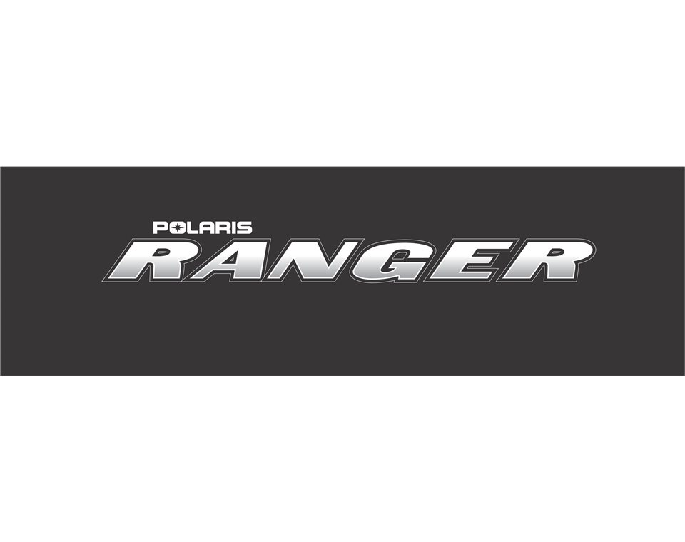 RANGER® Tool Chest Badge by Polaris®