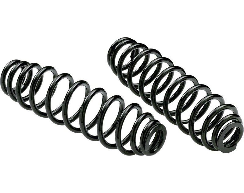 Heavy-Duty Front Suspension Springs, Genuine OEM Part