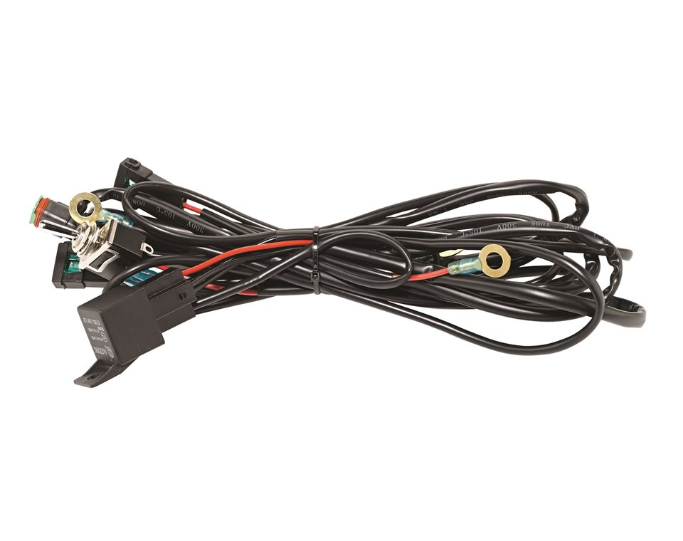 LED Lightbar & Audio Harness   Polaris RZR on mercruiser wiring harness, harley davidson wiring harness, toad wiring harness, triton wiring harness, ariens wiring harness, mercury wiring harness, lifan wiring harness, massey ferguson wiring harness, scag wiring harness, cub cadet wiring harness, outboard motor wiring harness, mojo wiring harness, troy bilt wiring harness, ford truck wiring harness, softail wiring harness, terex wiring harness, kymco wiring harness, banshee wiring harness,
