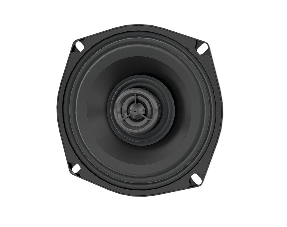 Premium Quick Release Trunk Speaker Kit