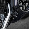 Rider Floorboards with Inlays in Gloss Black, Pair - Image 5 de 5