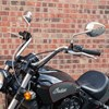 Reduced Reach Handlebar, Polished Stainless - Image 4 de 5
