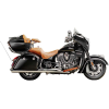 Genuine Leather Touring Heated Seat - Desert Tan - Image 4 of 4