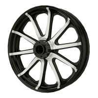"19"" 10-Spoke Front Wheel Kit - Trans Black"