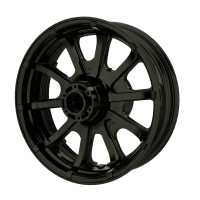 "16"" 10-Spoke Rear Wheel - Black"