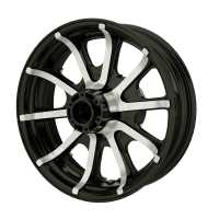 "16"" 10-Spoke Rear Wheel - Contrast Cut"