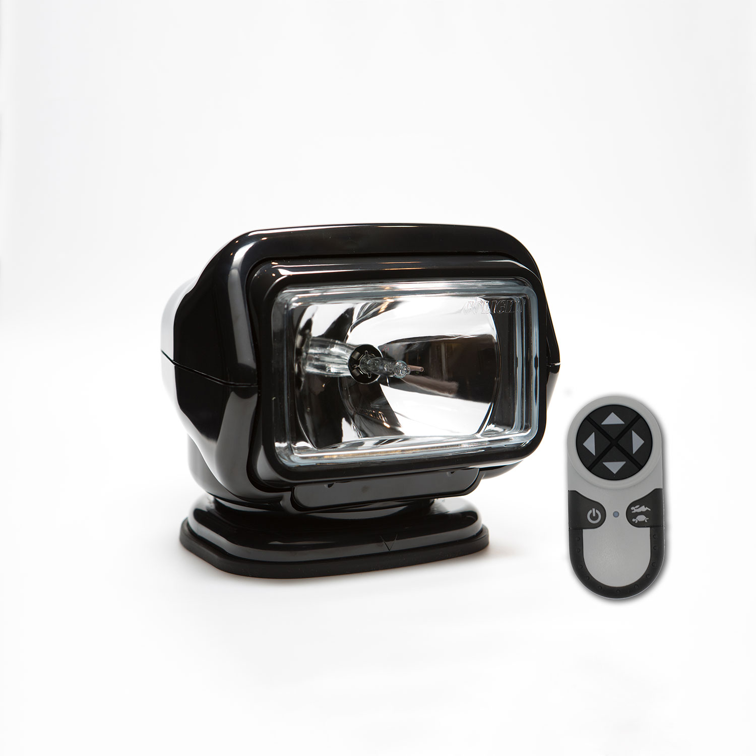 Remote Operated Swivel Light