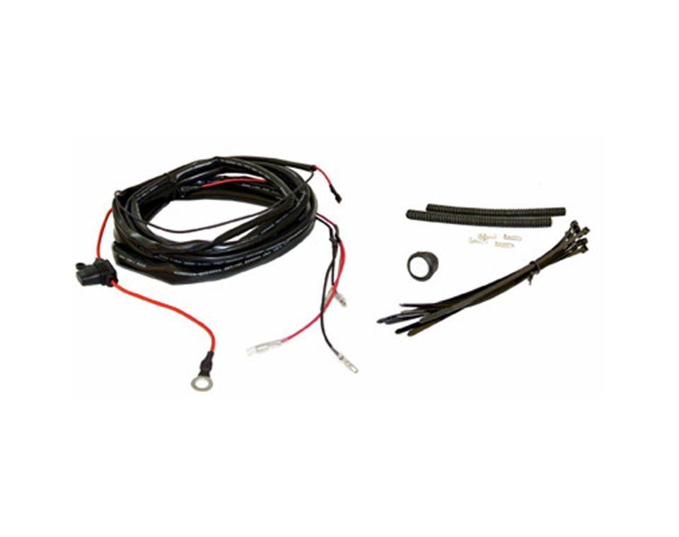 Front Bumper Light Harness For Rally & PIAA Lights