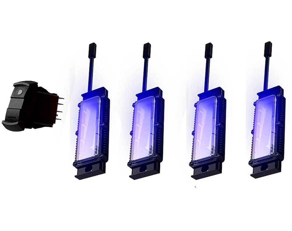 Accent Light Kit- Blue