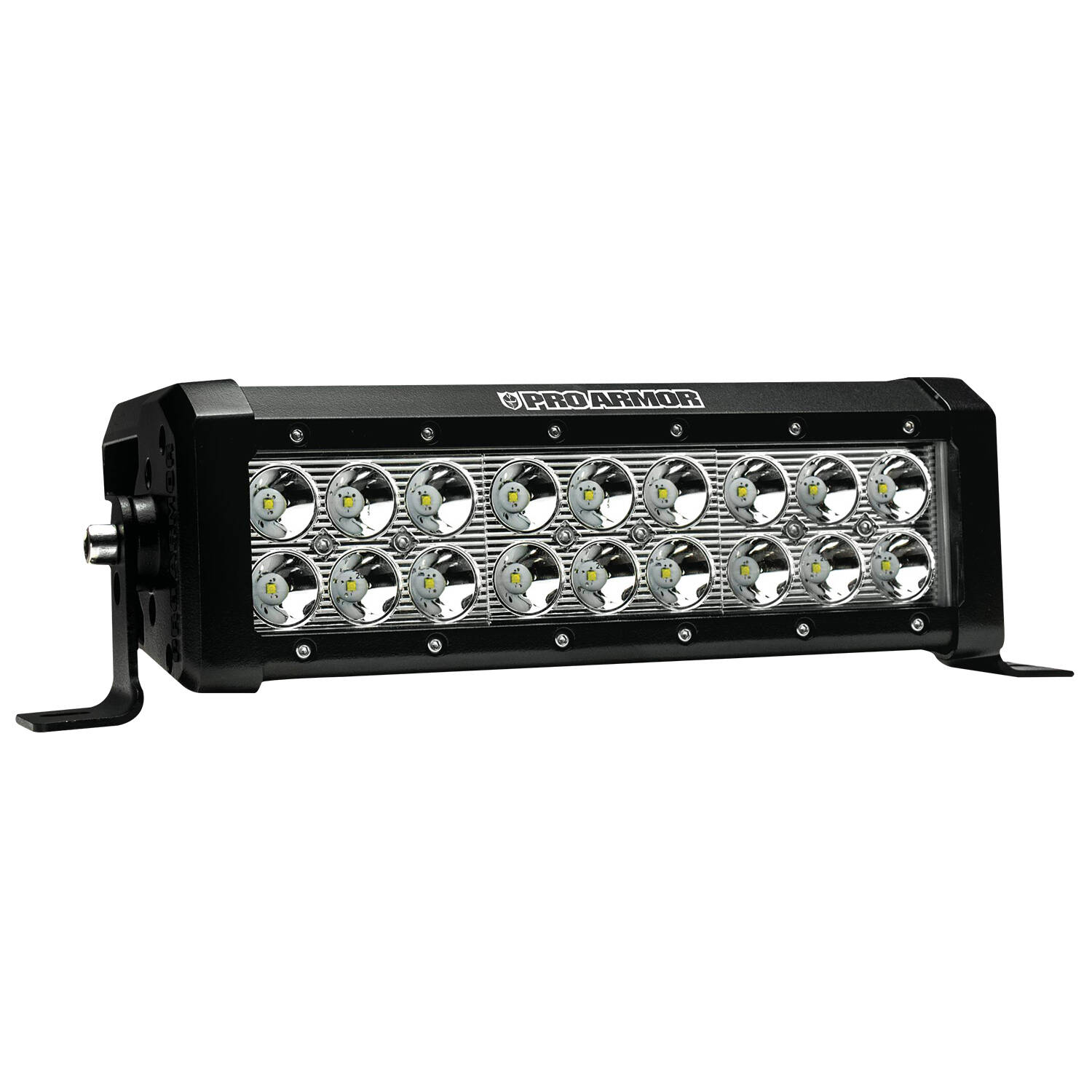 "Pro Armor® 10"" - Dual Row LED Spot Light"