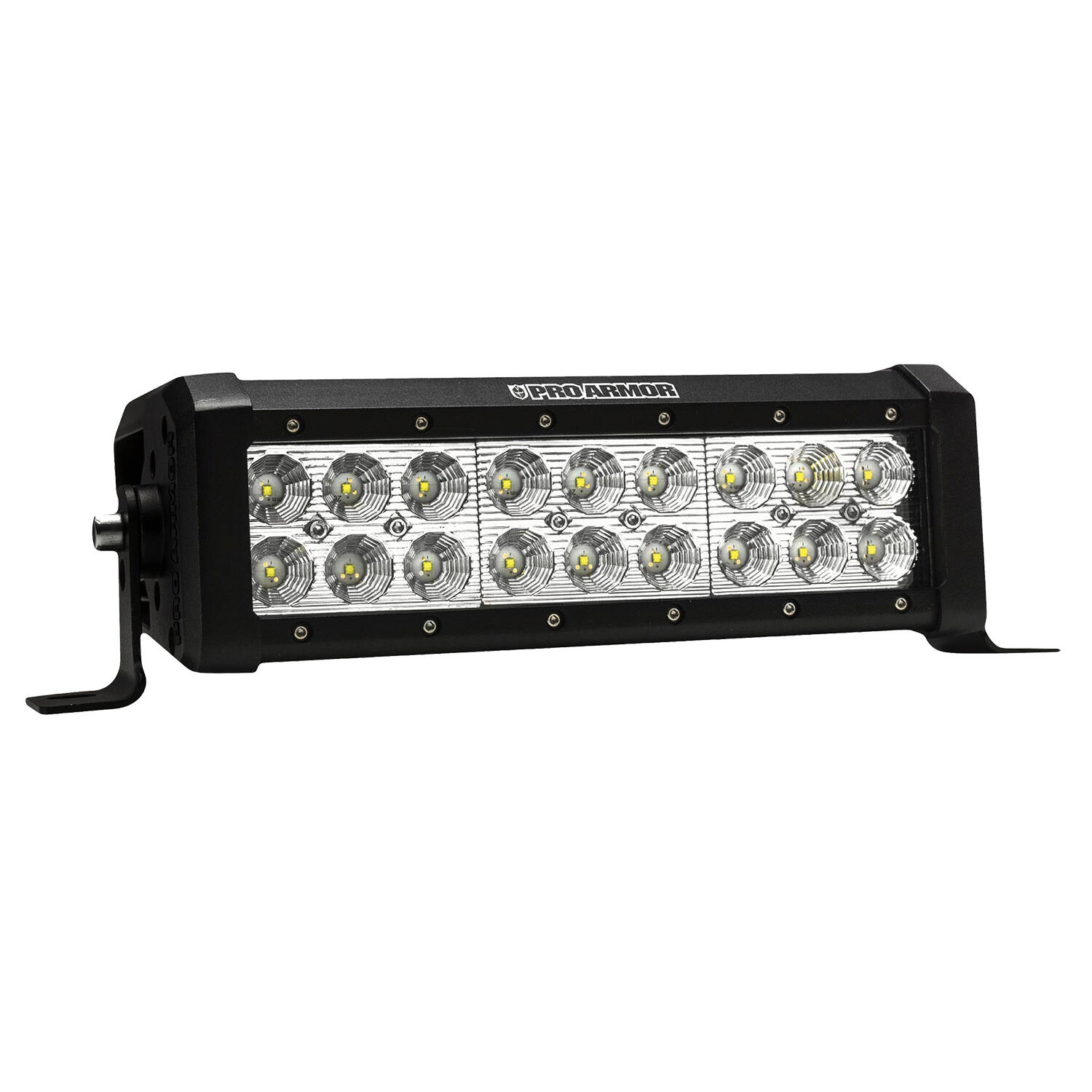 "Pro Armor® 10"" Dual Row - LED Flood Light"