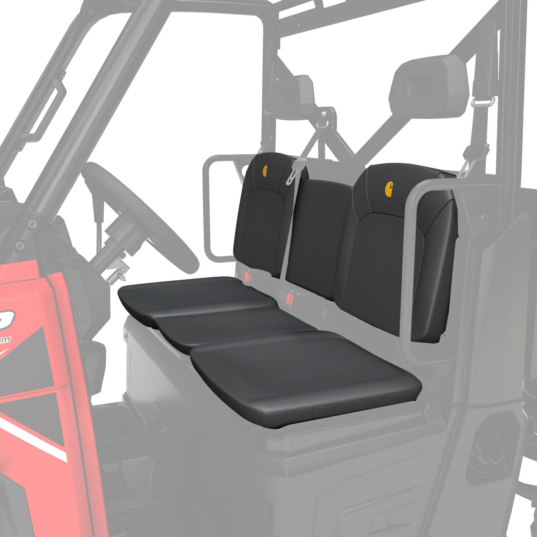 Full Size Seatsaver Split Bench Seat Carhartt 174 Gravel