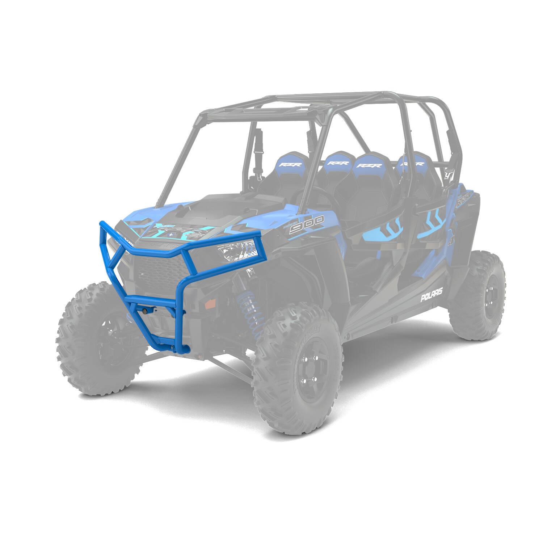 Front Deluxe Bumper Velocity Blue