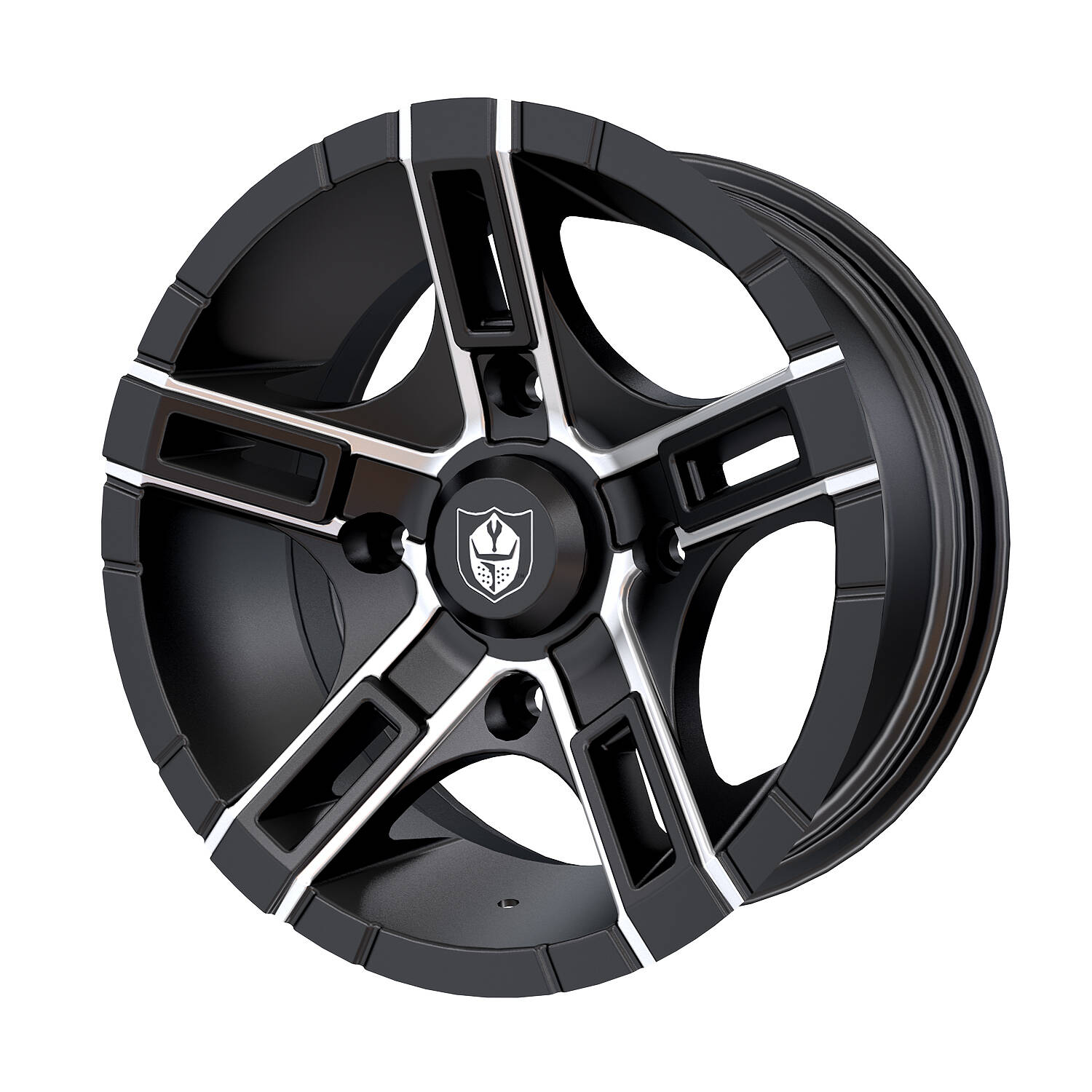 Pro Armor® Flare Wheel, Accent Front/Rear R15