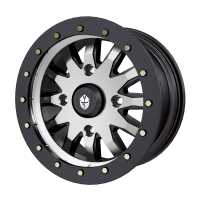 "Pro Armor® Wheel: Halo - Accent - 15"""