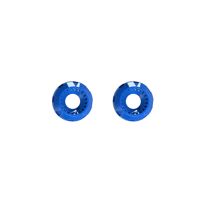 Trailblazer LED Adjustable Headlight Bezel- Velocity Blue